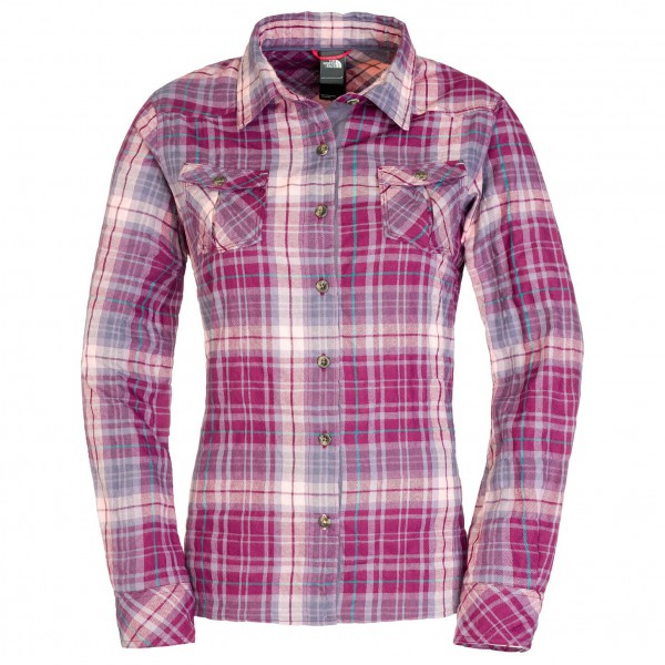 The North Face - Women's Rahue Falls LS Shirt - Bluse