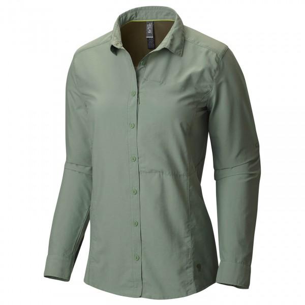Mountain Hardwear - Women's Canyon LS Shirt - Bluse