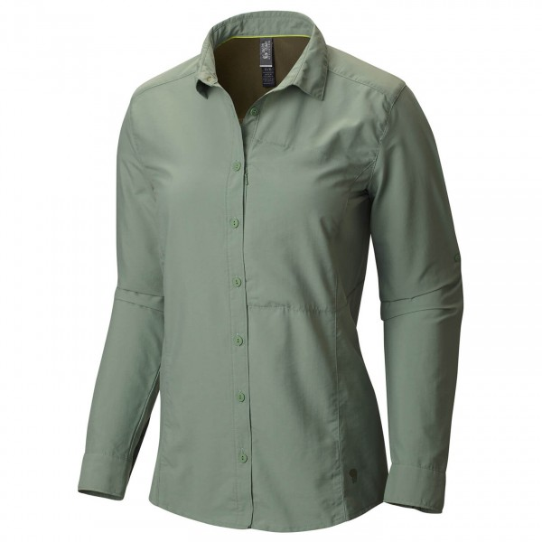 Mountain Hardwear - Women's Canyon LS Shirt - Chemisier