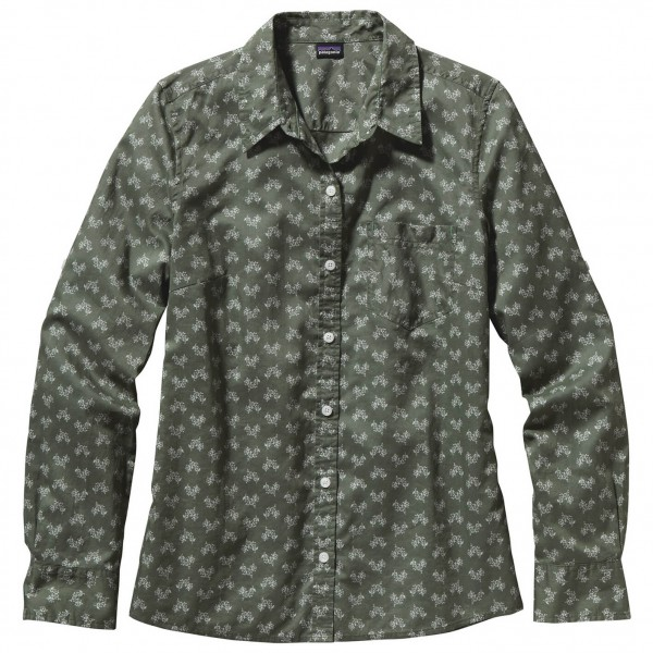 Patagonia - Women's LS Brookgreen Shirt - Bluse