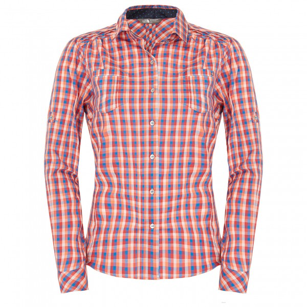 The North Face - Women's L/S Plaid Shirt - Blouse
