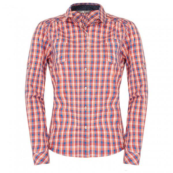 The North Face - Women's L/S Plaid Shirt - Blouse