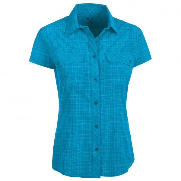 Salewa - Women's Kitaa 2.0 Dry S/S Shirt - Chemisier