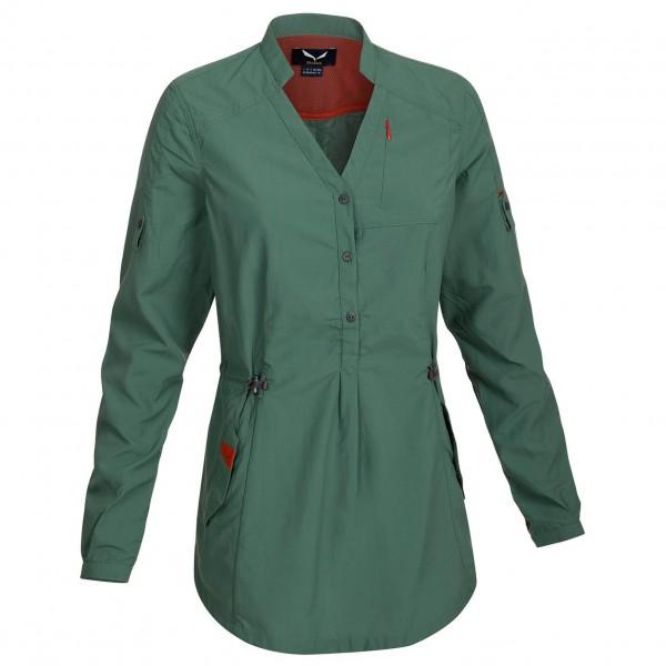 Salewa - Women's Misurina Dry L/S Shirt - Bluse