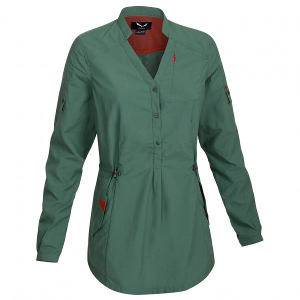 Salewa - Women's Misurina Dry L/S Shirt - Chemisier
