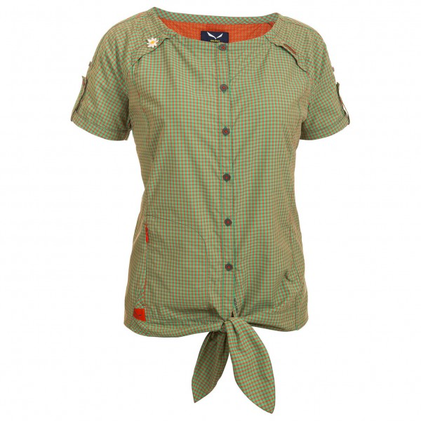 Salewa - Women's Landro Dry S/S Shirt - Blouse