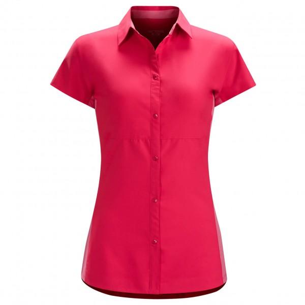 Arc'teryx - Women's Libere Comp Cap Sleeve - Naisten paita