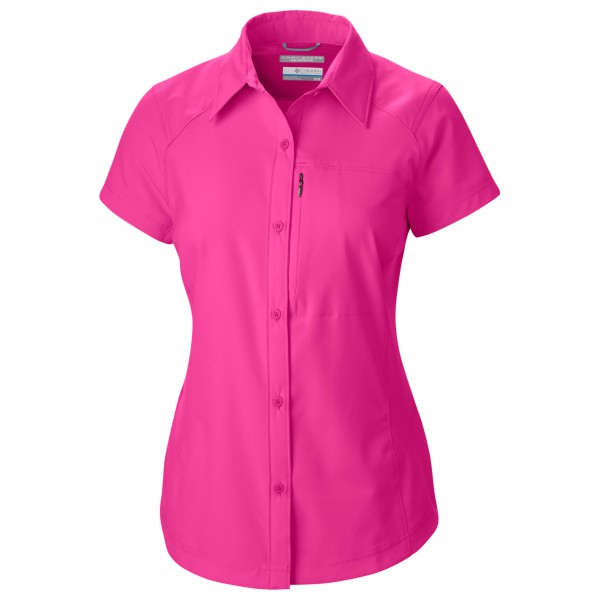 Columbia - Women's Silver Ridge Short Sleeve Shirt - Bluse