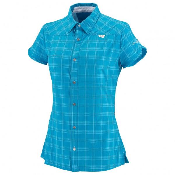 Millet - Women's LD Pockhara Stretch SS Shirt - Chemisier