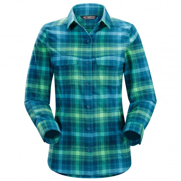Arc'teryx - Women's Addison LS Shirt - Chemisier