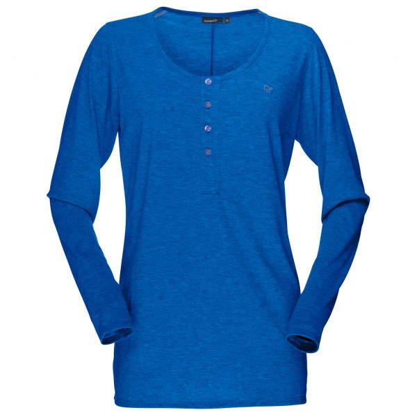 Norrøna - Women's Falketind Long Sleeve Shirt - Long-sleeve