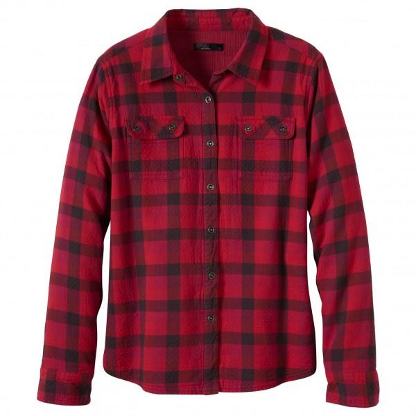 Prana - Women's Bridget Lined Shirt - Naisten paita