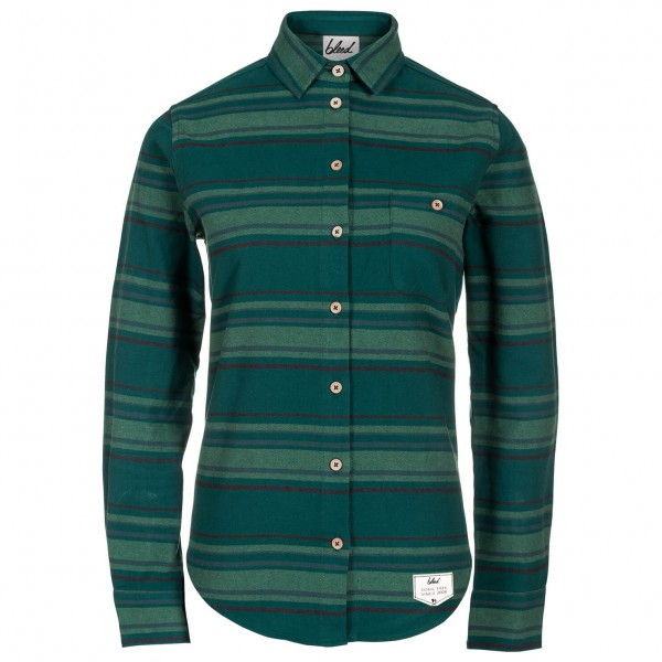Bleed - Women's Arctic Flannel Shirt - Bluse