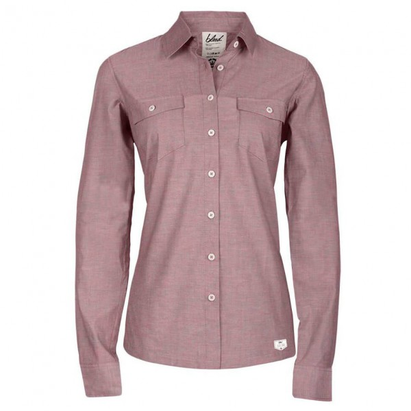 Bleed - Women's Oxford Shirt - Bluse