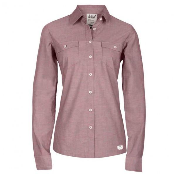 bleed - Women's Oxford Shirt - Naisten paita