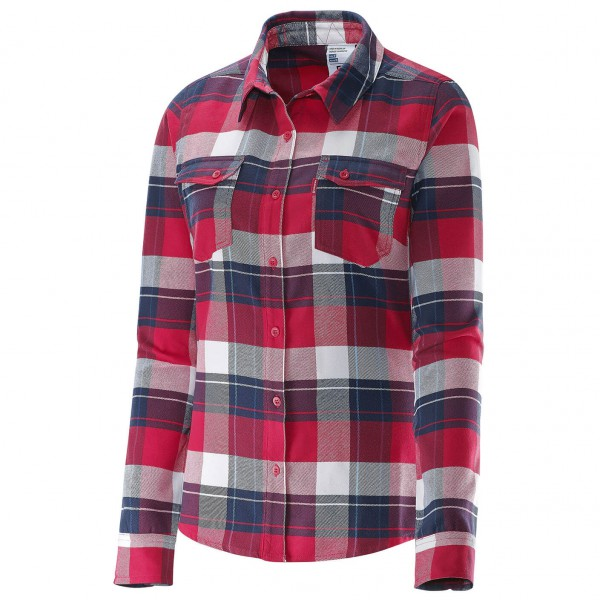 Salomon - Women's Mystic Flannel LS - Bluse