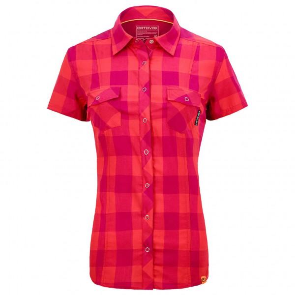 Ortovox - Women's S/S Stretch Back Shirt - Naisten paita