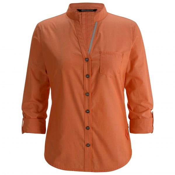 Black Diamond - Women's Chambray Modernist Shirt - Naisten p