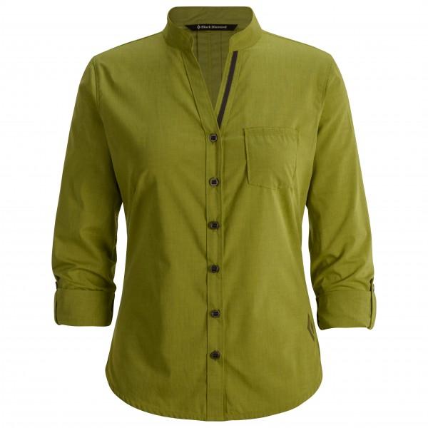 Black Diamond - Women's Chambray Modernist Shirt - Bluse