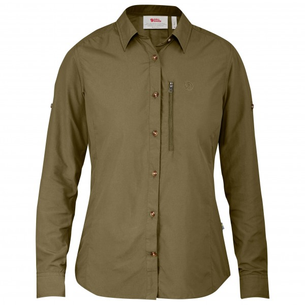 Fjällräven - Women's Abisko Hike Shirt L/S - Bluse