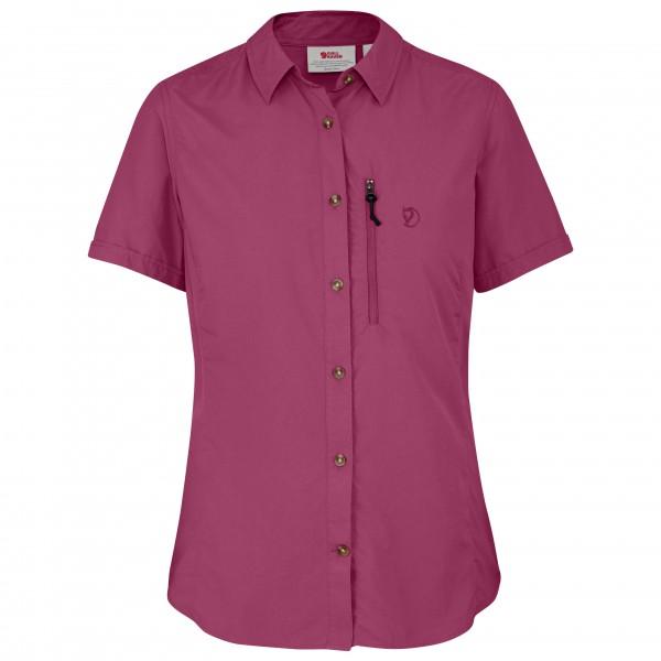 Fjällräven - Women's Abisko Hike Shirt S/S - Bluse