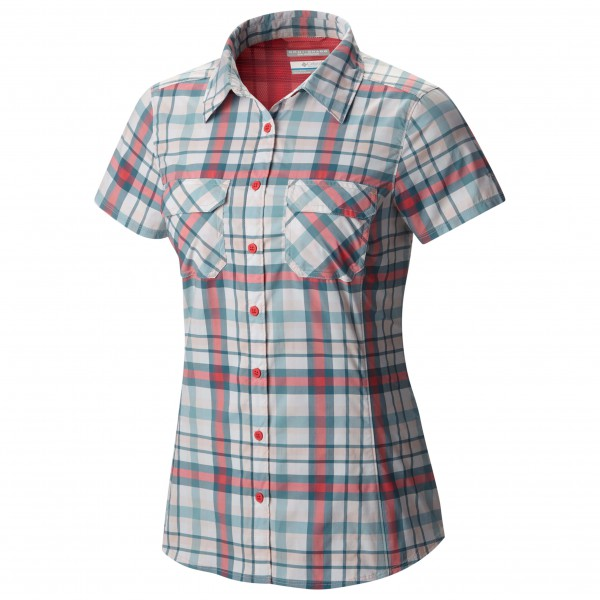 Columbia - Women's Saturday Trail III Plaid S/S Shirt