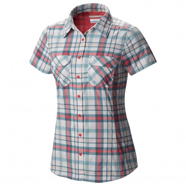 Columbia - Women's Saturday Trail III Plaid S/S Shirt