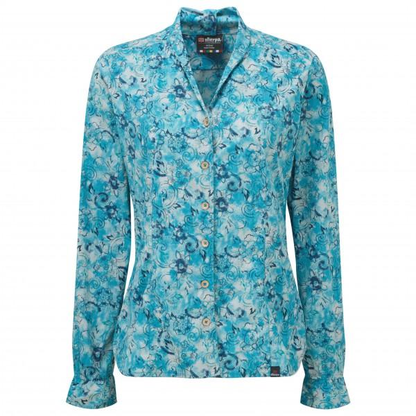 Sherpa - Women's Minzi L/S Shirt - Bluse