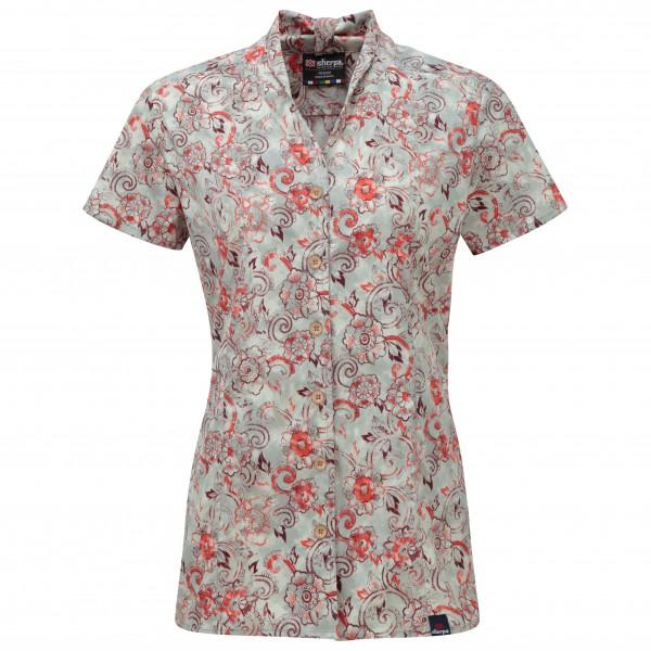 Sherpa - Women's Minzi S/S Shirt - Naisten paita