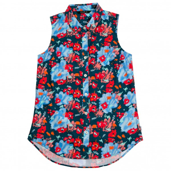 Poler - Women's Owl Tank - Naisten paita