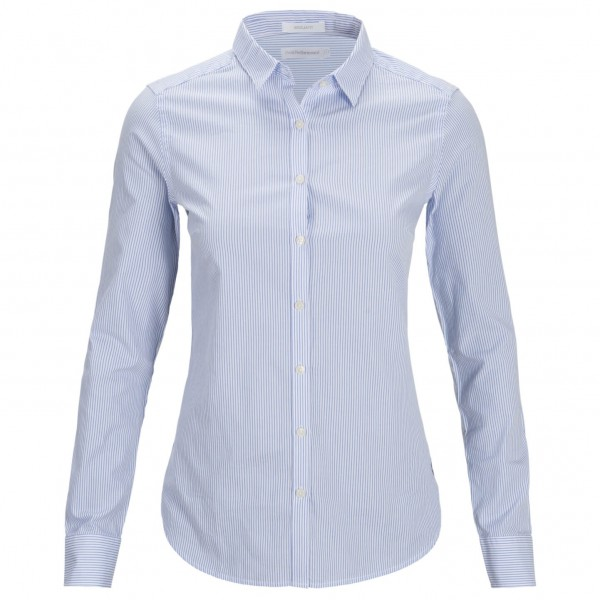 Peak Performance - Women's Daria Oxford Shirt - Overhemd