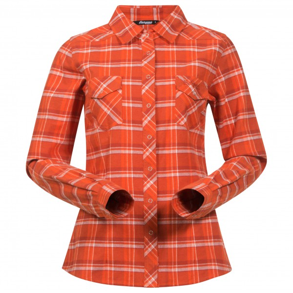Bergans - Tovdal Lady Shirt - Paita