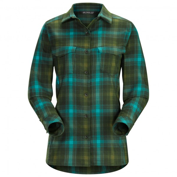 Arc'teryx - Women's Addison L/S Shirt - Blouse