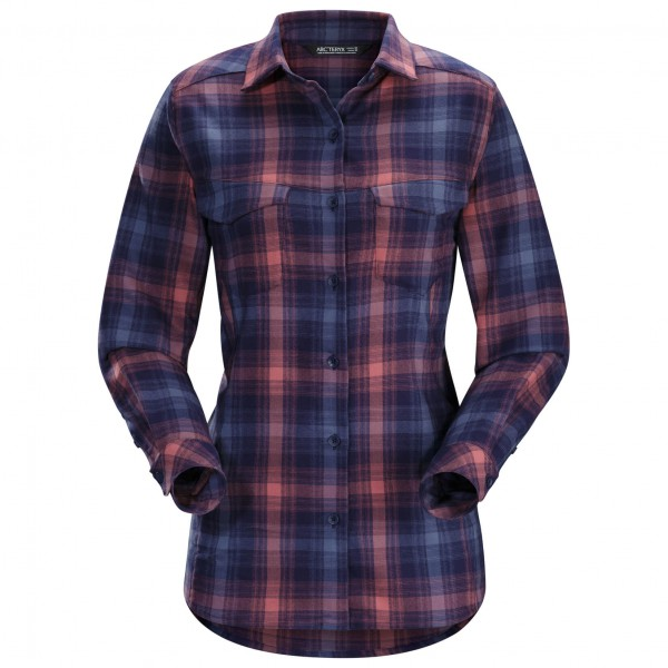 Arc'teryx - Women's Addison L/S Shirt - Bluse