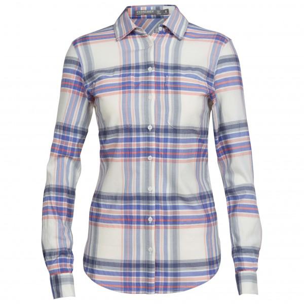Icebreaker - Women's Kala L/S Shirt - Bluse