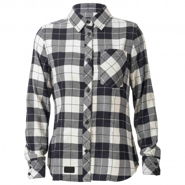 Mons Royale - Women's Jackson Flannel Shirt - Overhemd