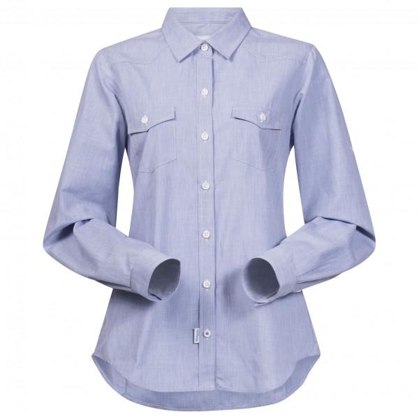Bergans - Justøy Lady Shirt L/S - Blusar