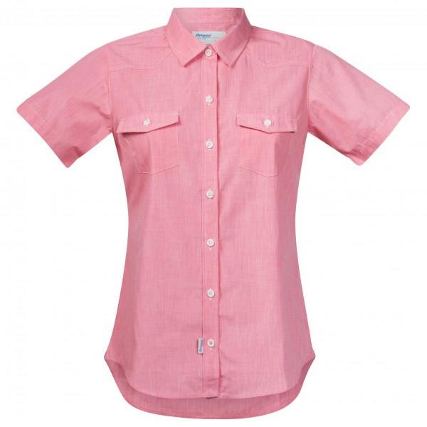Bergans - Justøy Lady Shirt S/S - Naisten paita