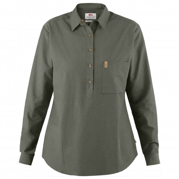 Fjällräven - Women's Kiruna Lite Shirt L/S - Bluse