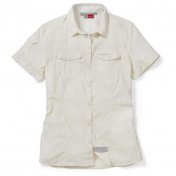 Craghoppers - Women's NosiLife Adventure Short Sleeved Shirt - Blusar