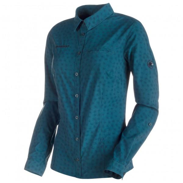 Mammut - Trovat Advanced Longsleeve Shirt Women - Blusar