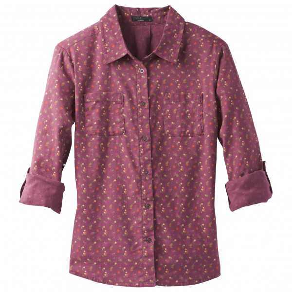 Prana - Women's Salinda Shirt - Blusar