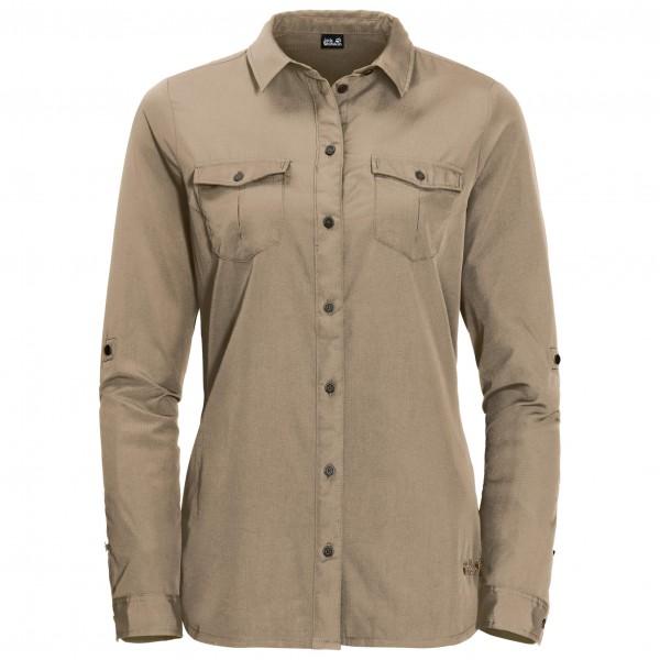 Jack Wolfskin - Women's Atacama Roll-Up Shirt - Bluse
