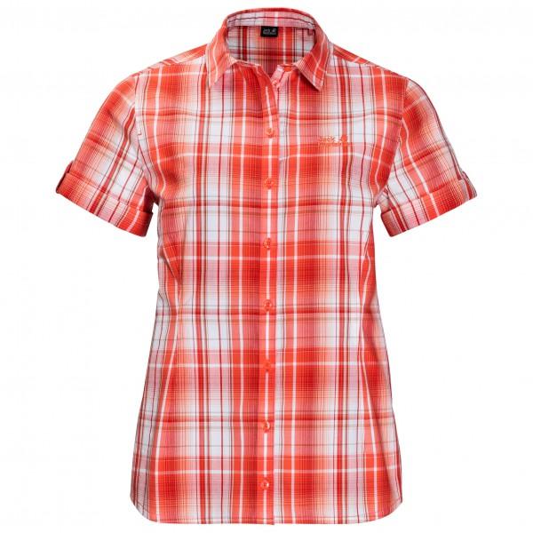 Jack Wolfskin - Women's Maroni River Shirt - Chemisier