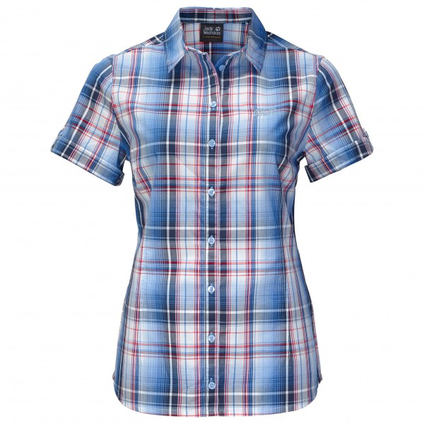 Jack Wolfskin - Women's Maroni River Shirt - Naisten paita
