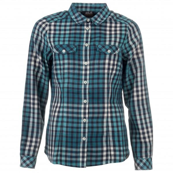 Jack Wolfskin - Women's Valley Shirt - Blusar