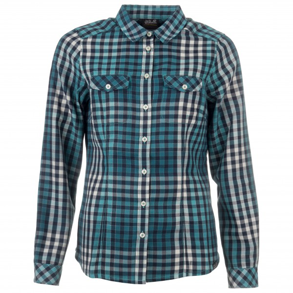 Jack Wolfskin - Women's Valley Shirt - Bluse