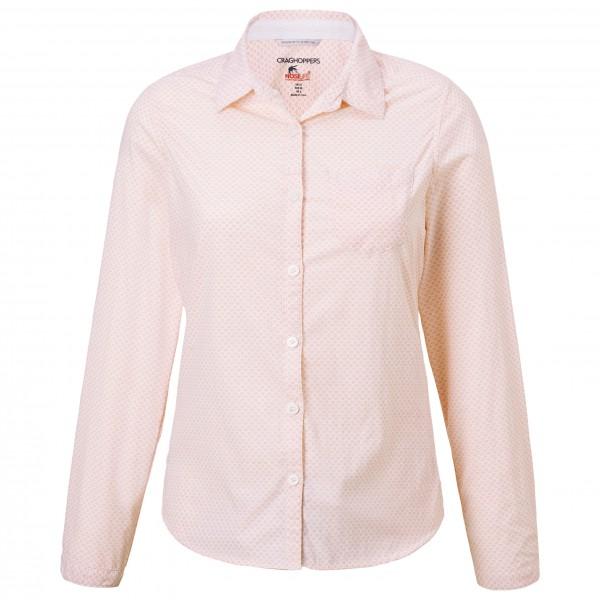 Craghoppers - Women's Nosilife Adoni L/S Shirt - Naisten paita