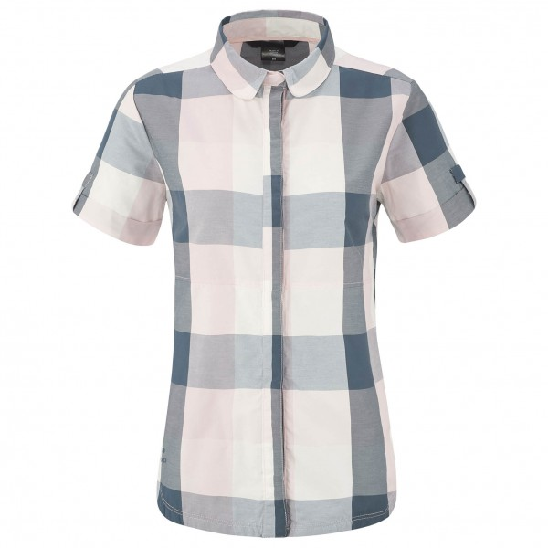 Eider - Women's Squamish Check Shirt - Bluse