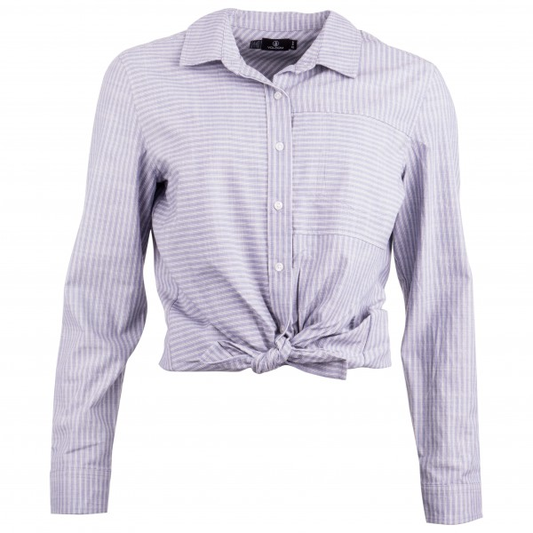 Volcom - Women's Cham Stripe L/S - Bluse